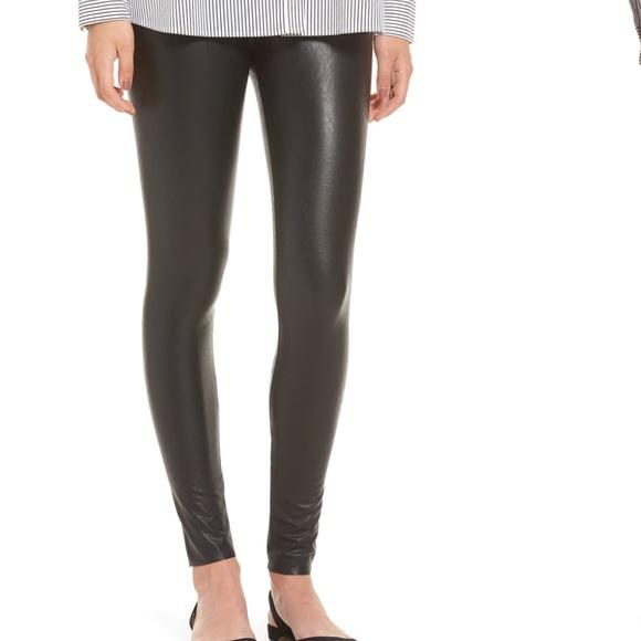 fd52b83f72ced Commando Pants | New Control Top Faux Leather Leggings S | Poshmark